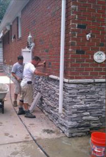 Cultured Stone Contractors Nyc Tony S Masonry