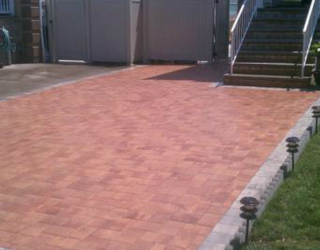 paving contractor