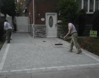 paving contractors in NYC