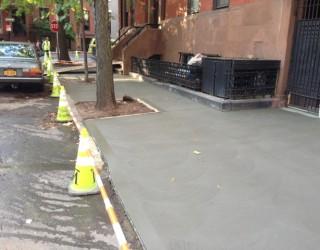 concrete contractors nyc