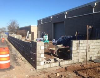 concrete block foundation repair